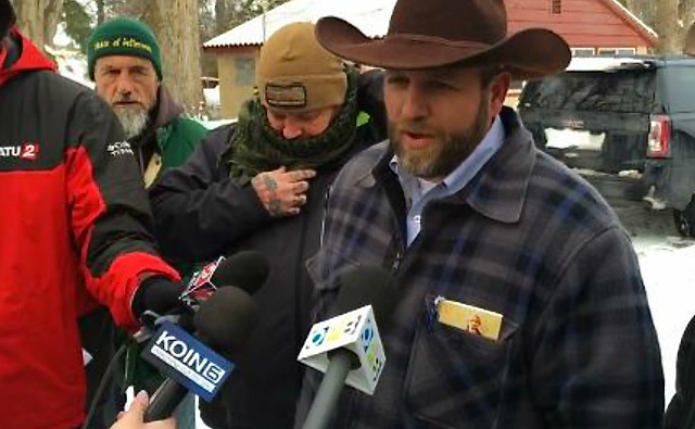 Ammon Bundy Malheur NWR takeover