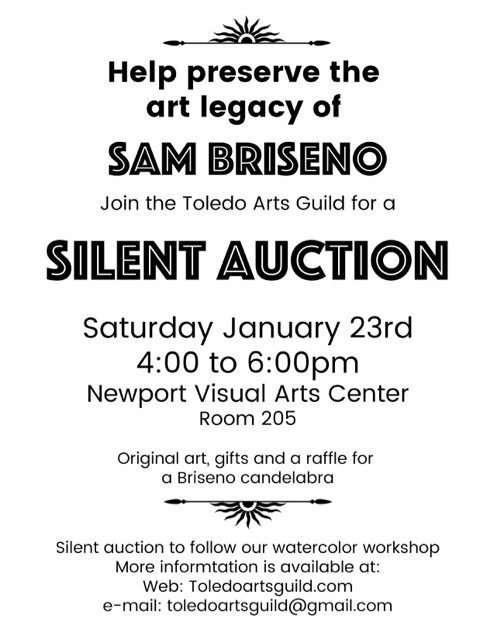 briseno auction