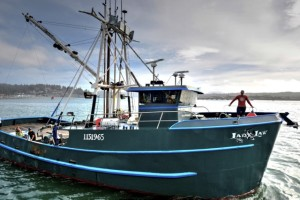 Deadliest Catch on Discovery Channel's Deadliest Catch this Fall featuring F/V Lady Law and others...