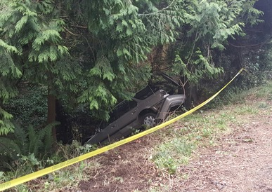 Depoe Woman dies in crash a mile south of Fogarty Creek Beach.
