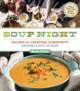 Soup Night at Newport Public Library