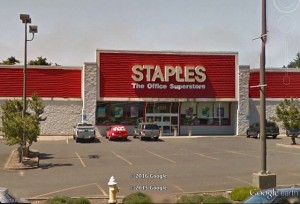 Staples Superstore On Highway 101 Newport, OR CLOSING MARCH 5