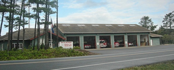 Depoe Bay Fire Station Gleneden Beach