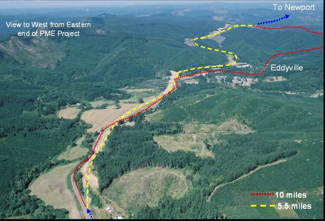 Highway 20 project entering final phases which includes closures.  Stay current on updates.