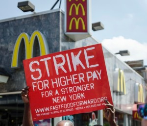 Is the minimum wage a livable wage of just employment trainer wheels? Anne Bernhardt photo