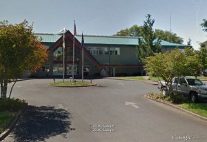 Other tribal offices in town are on lockdown as well.