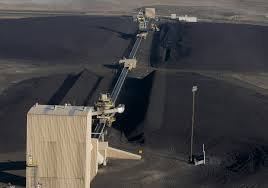 Pacific Power's Boardman Coal Fired Power Plant.   Expected to close in the near future. Oregonian photo