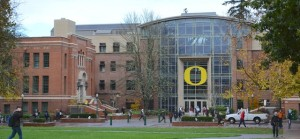 University of Oregon Courtesy photo