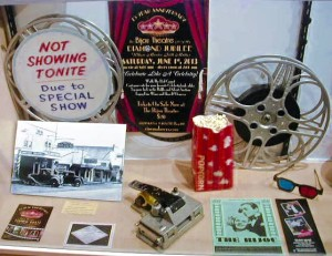 Remnants of businesses past in Lincoln City at North Lincoln Museum in Taft