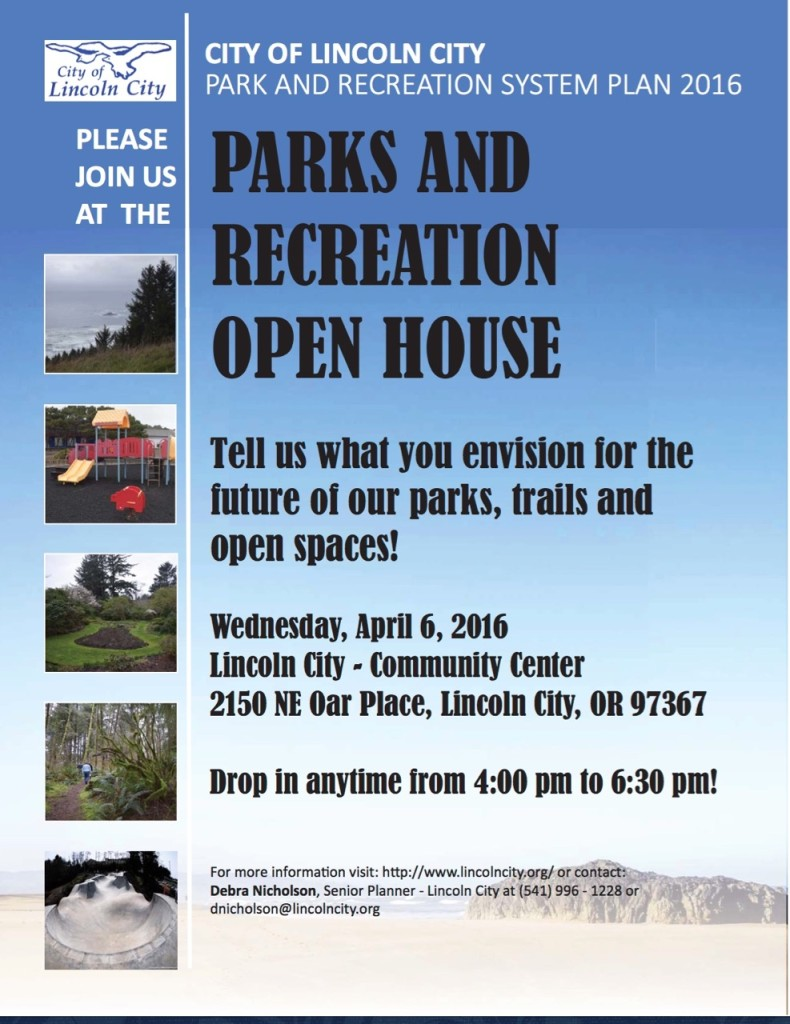 lincoln city parks meeting