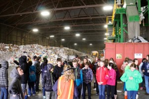 thompson sanitary recycle kids tour 2