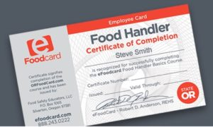 200 inmates have earned a food handlers card to enhance employability.