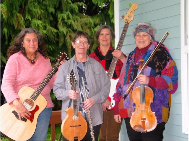 Rainspout - coming to Yachats@ Courtesy photo
