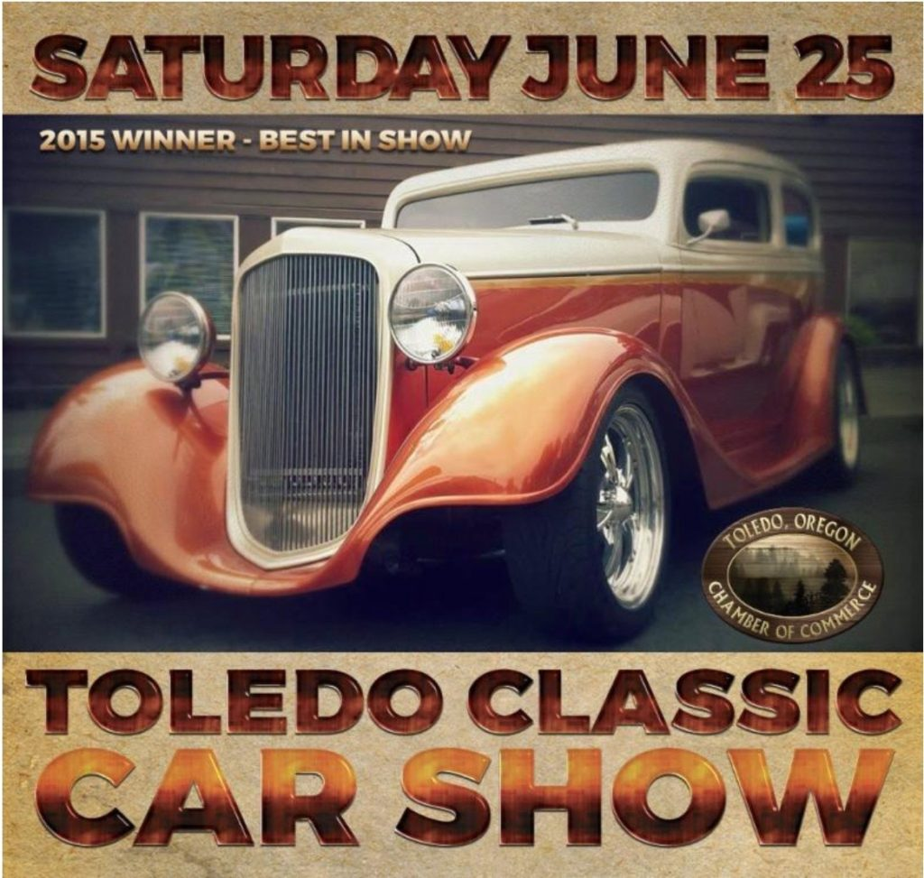 Toledo Classic car show 2016 courtesy