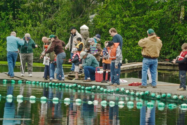 Lots of fishing fun coming up in Waldport!