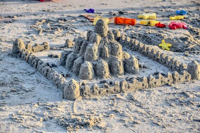 Spacious Sandcastle by the Sea - Motivated seller. Call Kenny G Seashore Realty