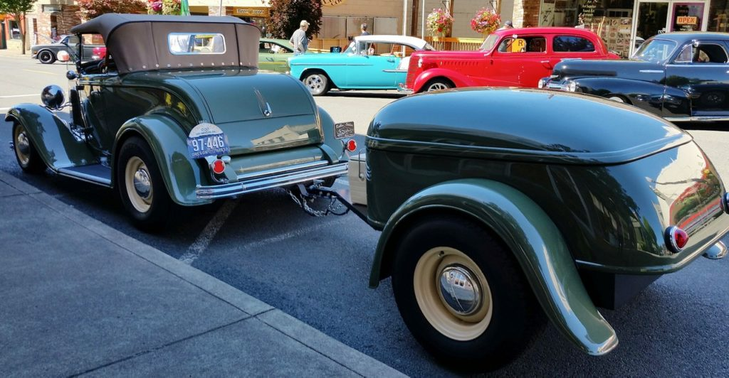 Toledo Car Show now going on in Toedo on Main.  Pauline Morrison photo