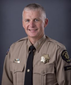 Sheriff Curtis Landers Lincoln County