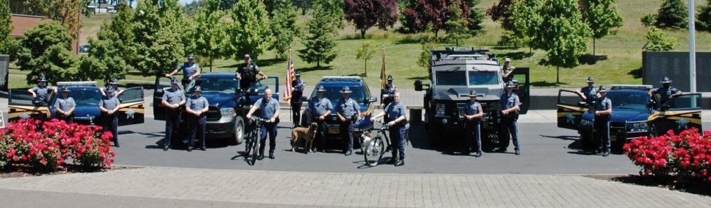 Oregon State Police Wants YOU!...to work for them...