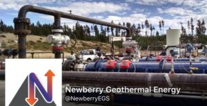 Hybrid geothermal project southeast of Bend. Courtesy photo