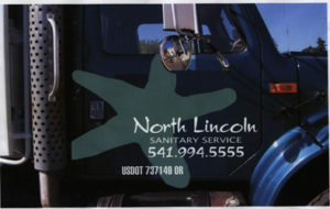 north lincoln sanitary logo