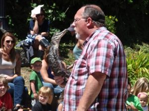 Reptile Man coming to Newport Library! Courtesy photo
