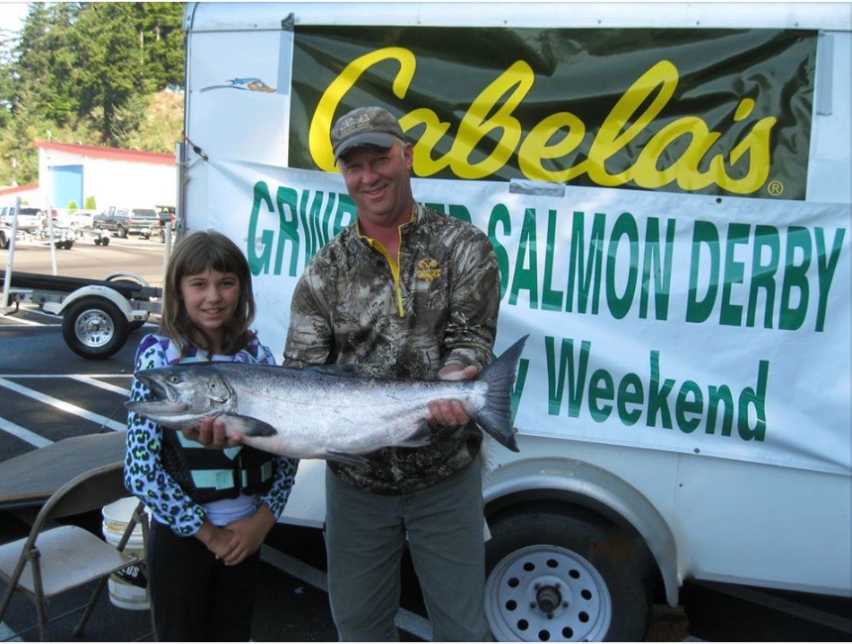 Salmon Derby coming up this weekend...