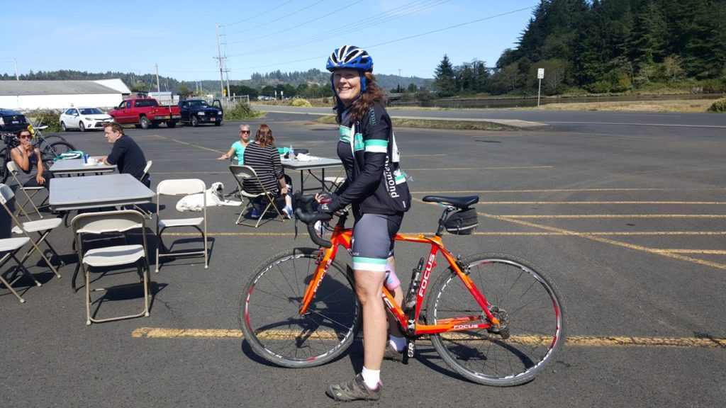 Joyce Colosimo, Grants Pass, 2nd Place in 37 miler.