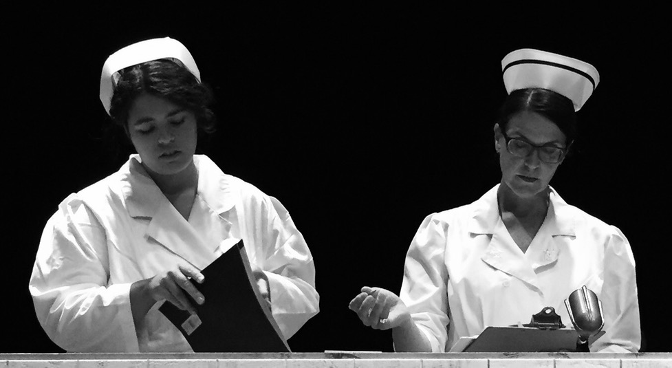 Red Octopus Theater One Flew Over the Cuckoo's Nest