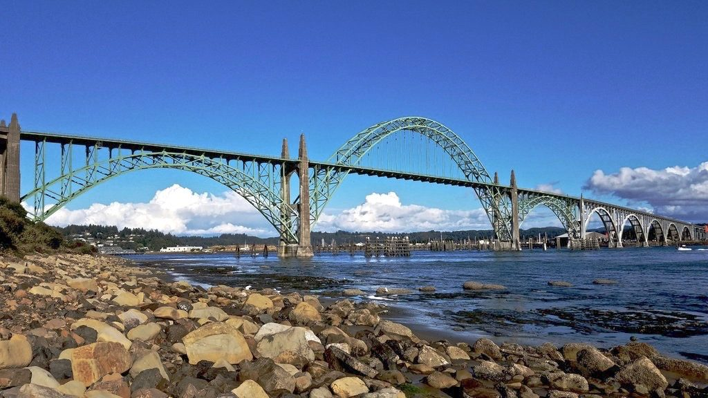 Yaquina Bay Bridge Kerry Terrel