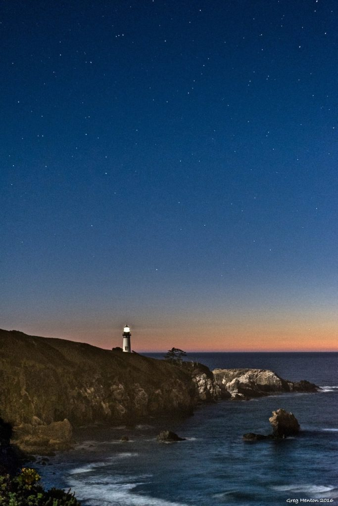 Yaquina Head Looking South Greg Henton