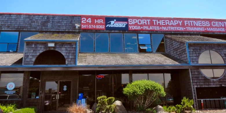 """New """"Sam-Fit"""" fitness and therapy facility in Newport."""
