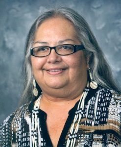 Sharon Edenfield Confederation of Siletz Tribes