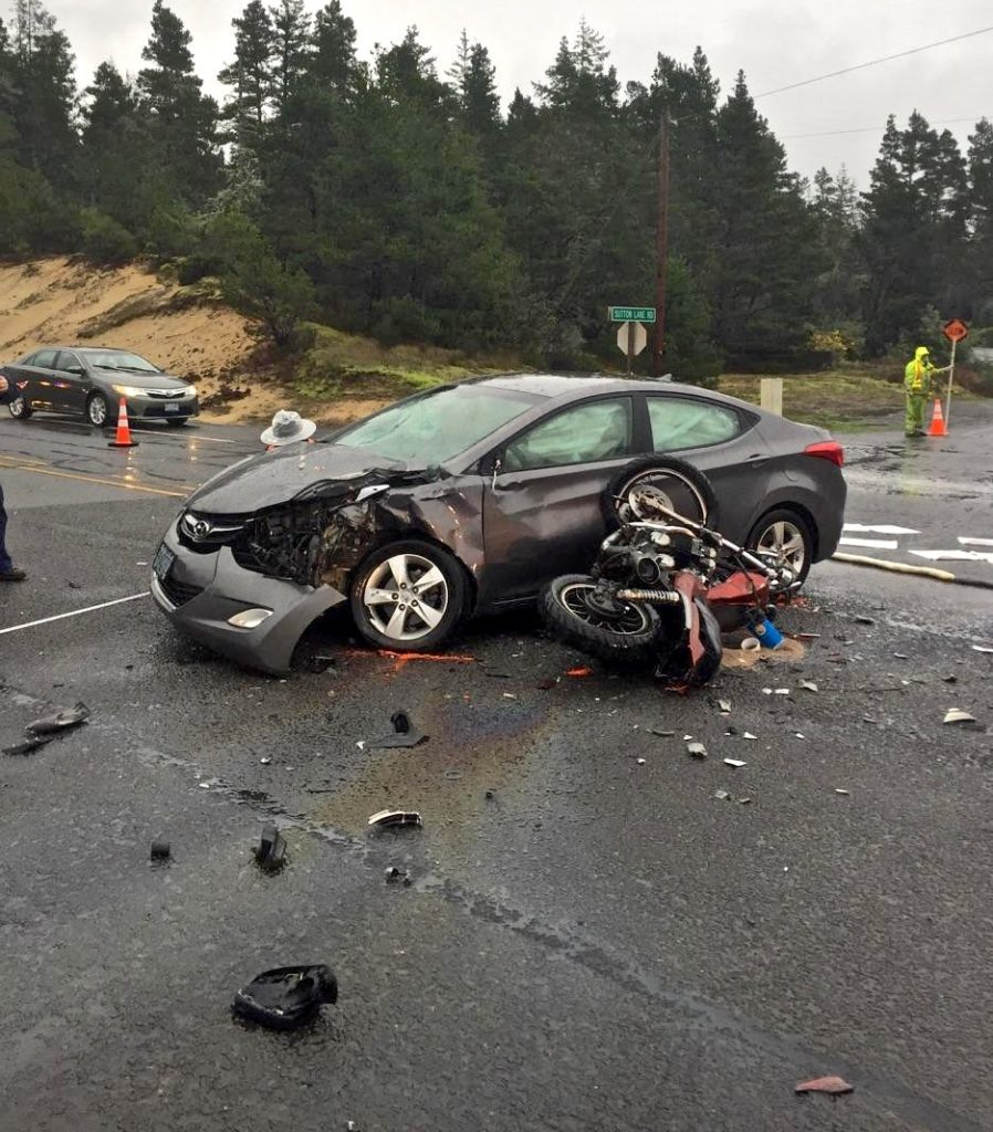 Wyoming teen killed at Hwy 101 and Sutton near Florence.