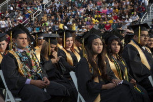 Portland area high school graduation. The Oregonian photo