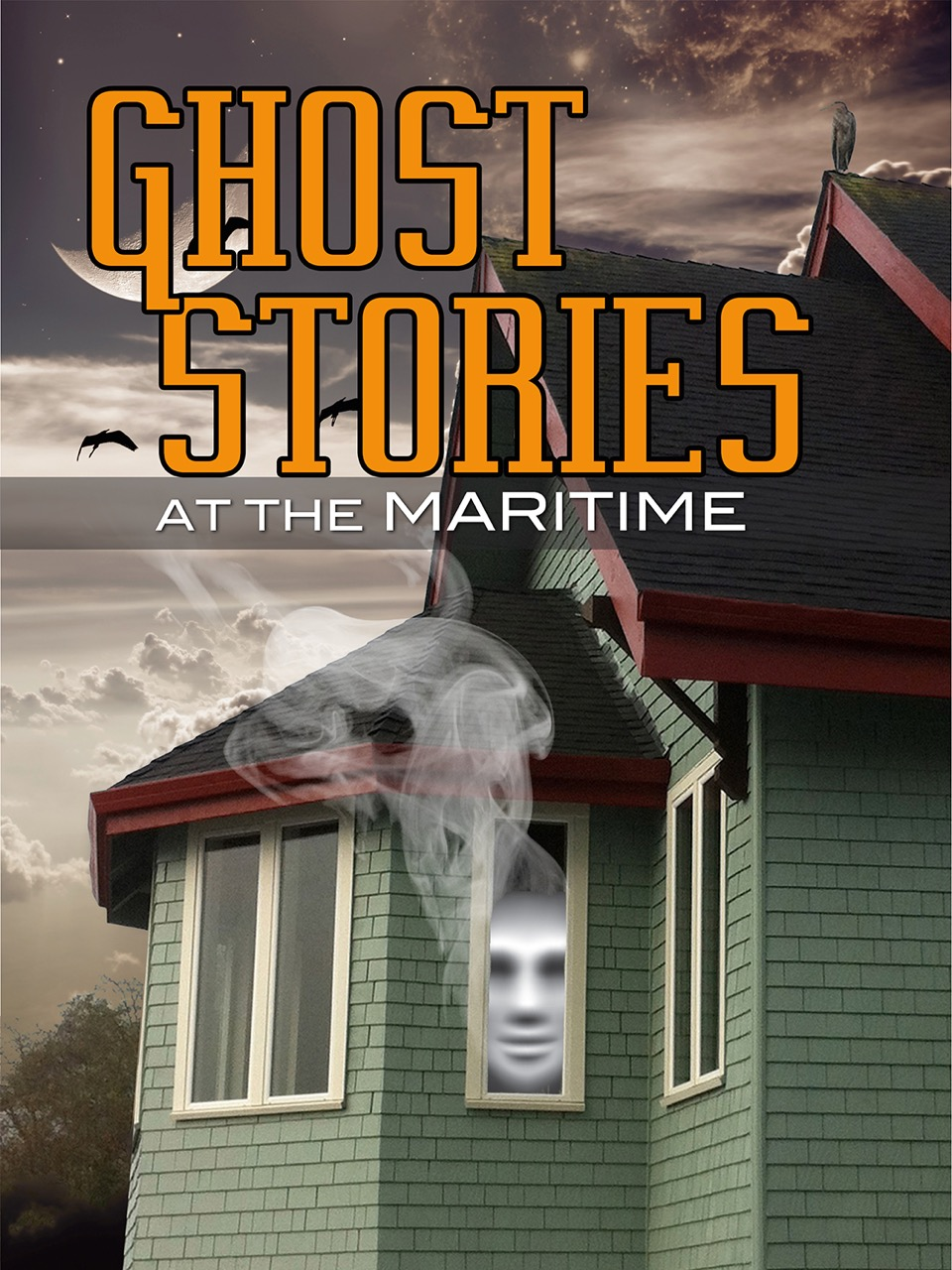Newport: Ghost Stories at the Maritime Heritage Center ...