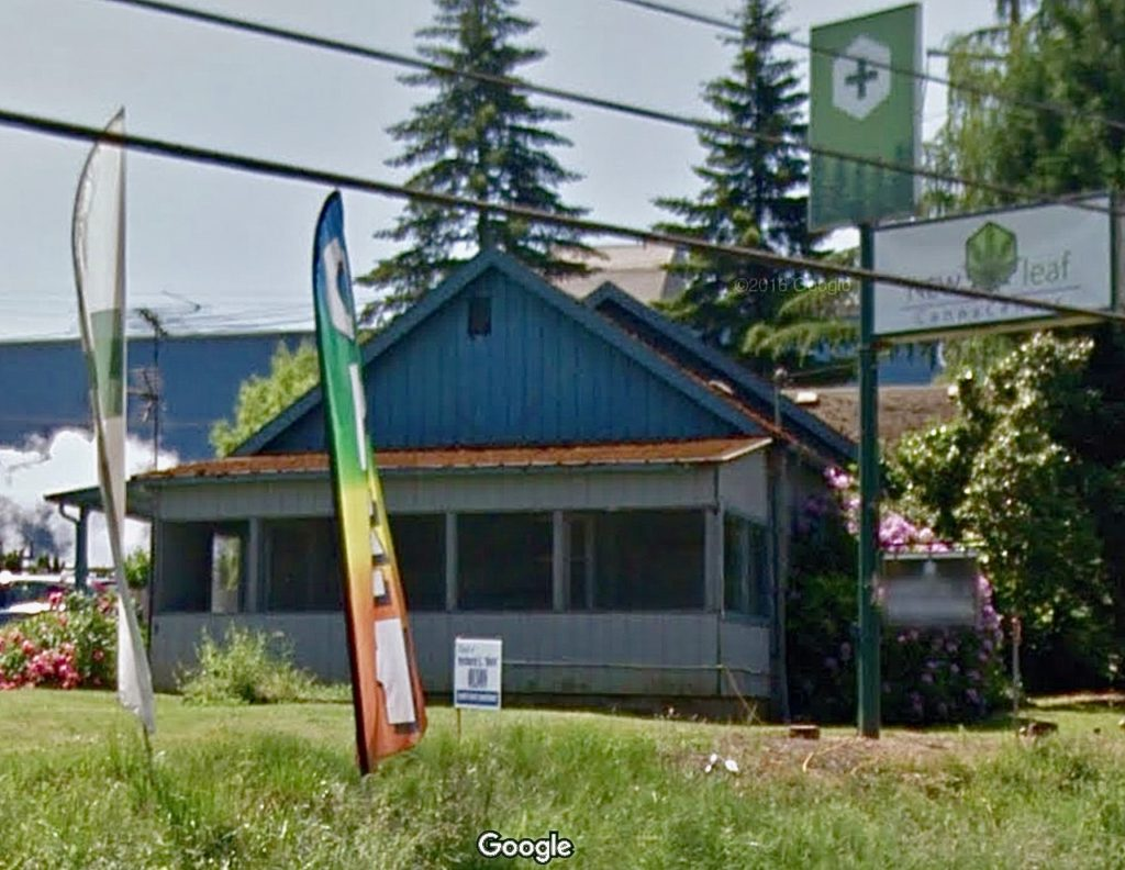 Marijuana sold from this store near McMinnville was tained with pesticides.