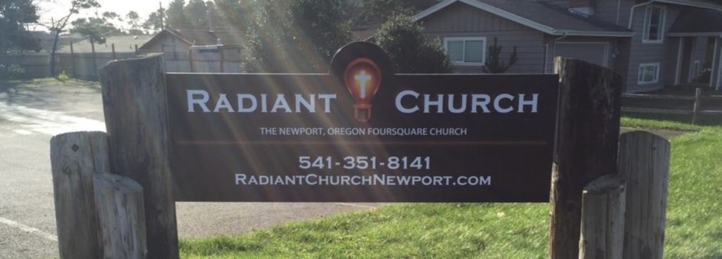 Hazardous Weather Shelter Radiant Church 215 NW 15th, Newport