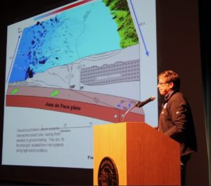 The latest research into the Cascadia Subduction Zone and the threat to the coast.