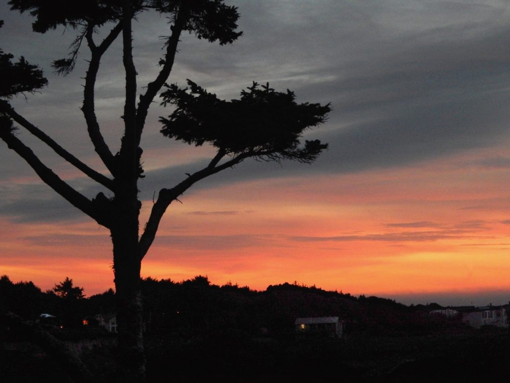 Depoe Bay Sunset Cecille Kennedy