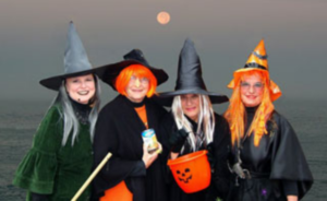 Witches of Depoe Bay Big thank you to the community....