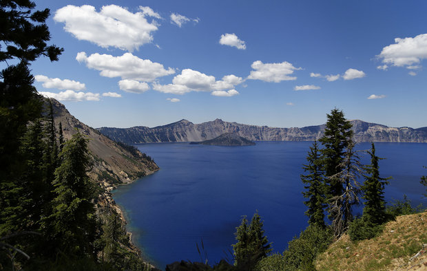Crater Lake The Oregonian photo