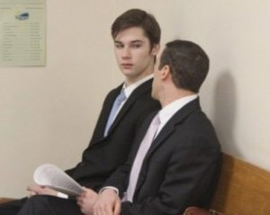 Logan Kitzhaber, 19 Arraigned in Circuit Court Lori Tobias/Special to The Oregonian photo