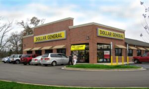 Dollar General - like Walmart but smaller coming to Yachats, Waldport and maybe Newport