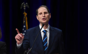"Sen. Ron Wyden ""Russia messed with our election..."""