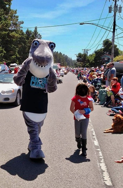 4th Of July Parade In Gleneden Beach News Lincoln County