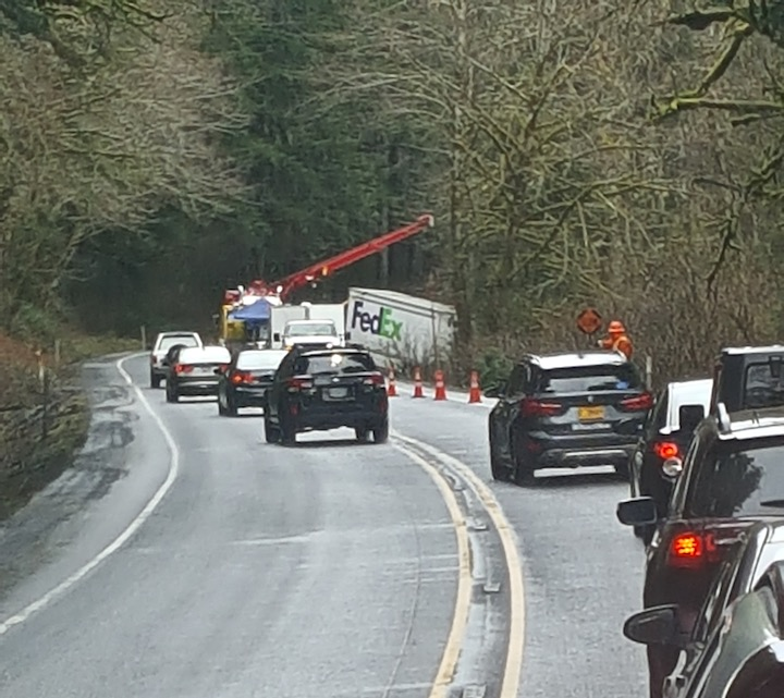 Highway 18 back open after fatal head on early this morning on Hwy